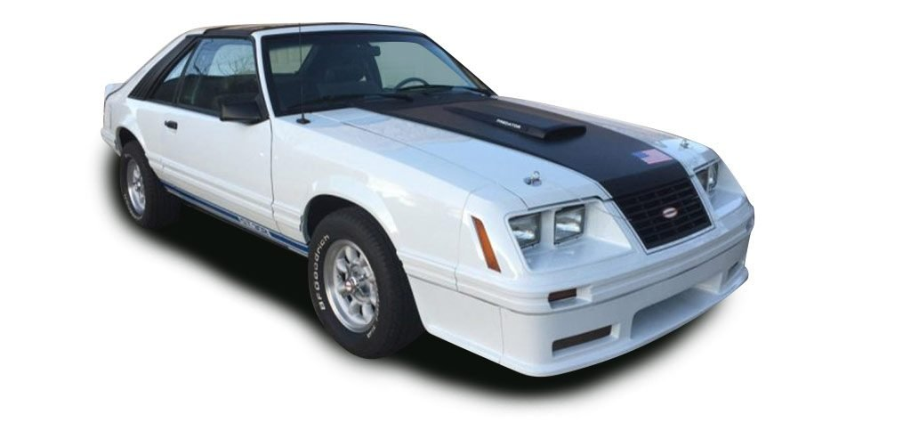 Foxbody Mustang Predator GT302