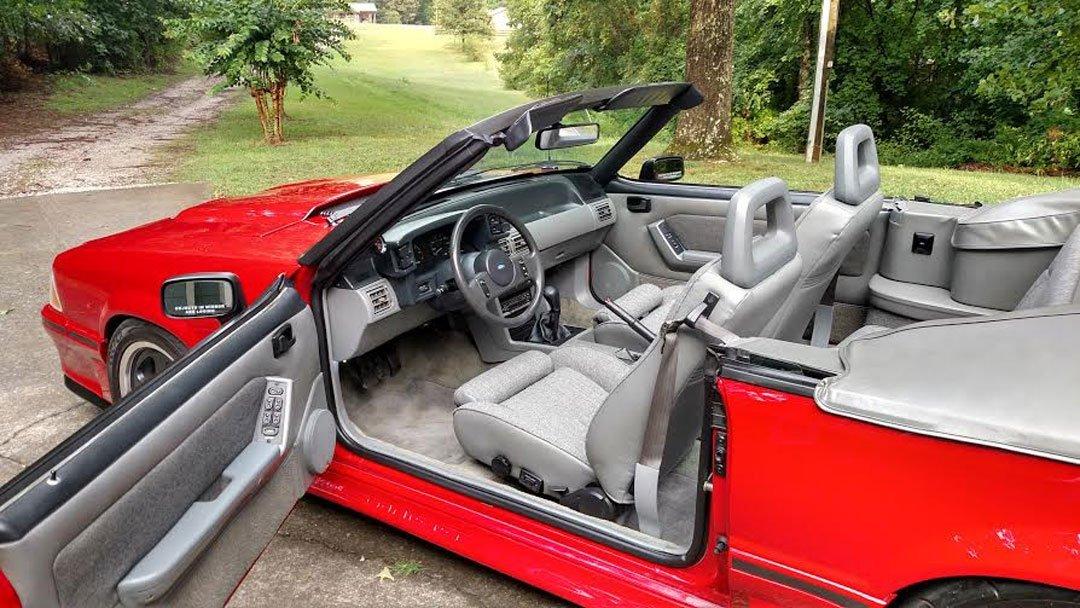 88 convertible interior 1
