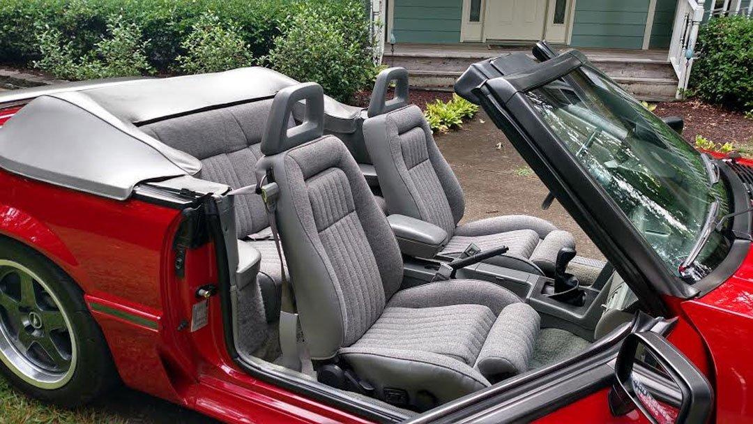 88 convertible interior 2
