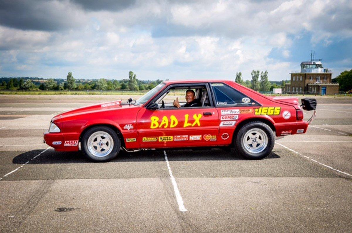 Fox Mustang UK
