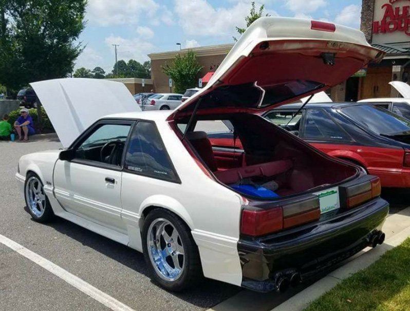 Foxbody Mustang Readers Ride 1