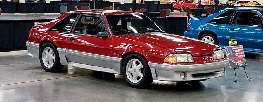 91 GT Fox Mustang