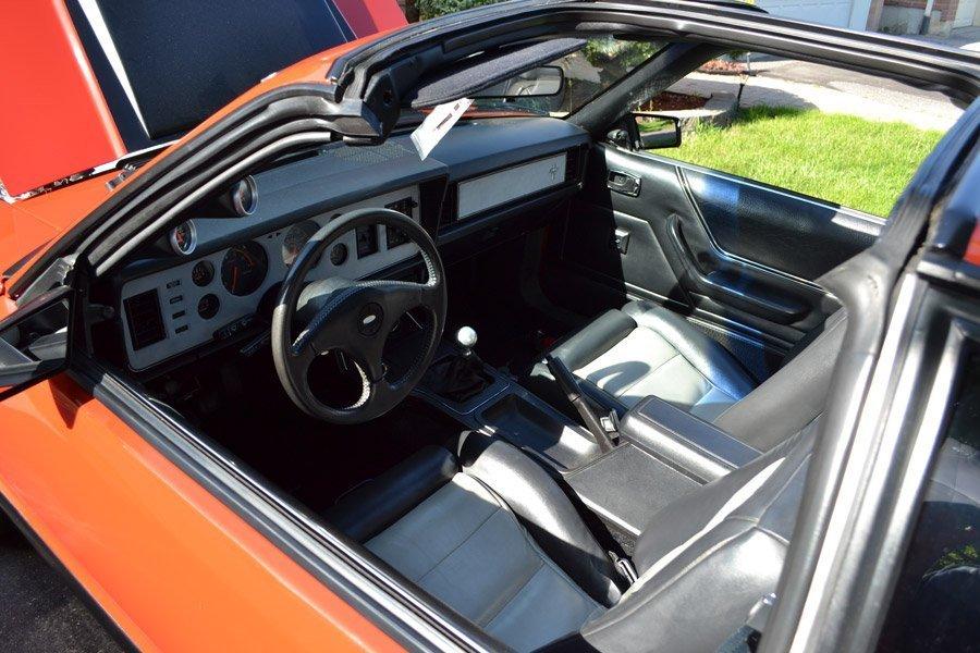 86 interior restoration