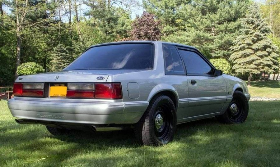 93 Coupe Foxbody