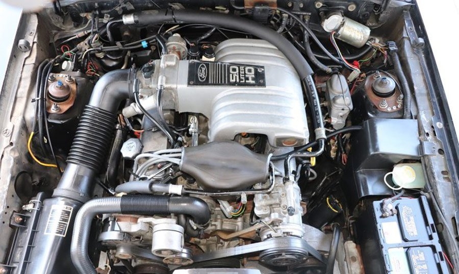 1986 Fox Body Engine Specs