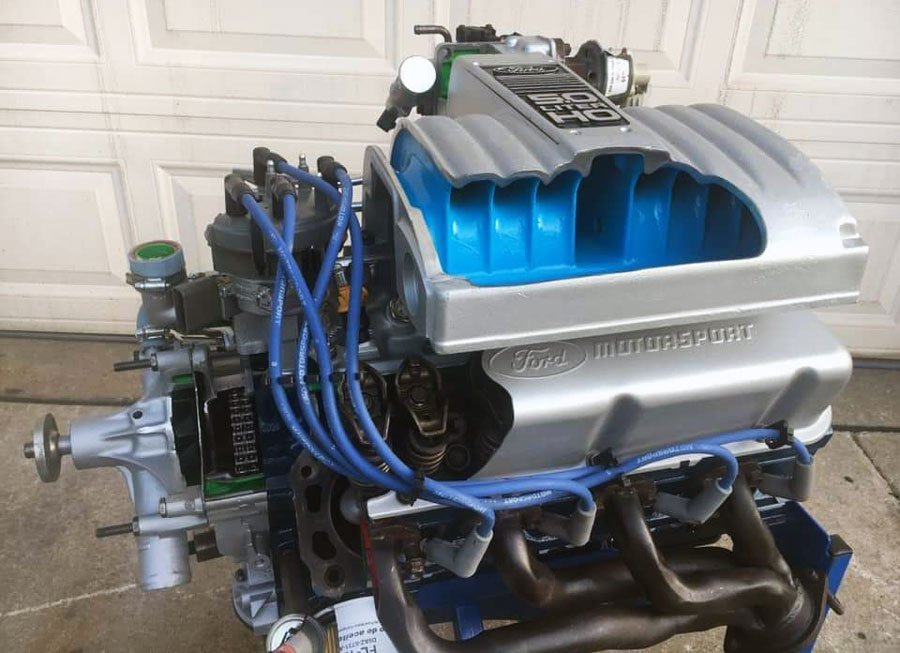 open stock intake 5.0 V8 HO