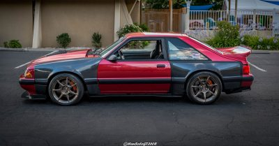 foxbody Mustang 91 LX